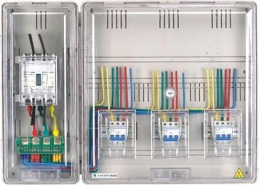 多功能计量配电箱
